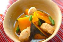 カボチャの含め煮
