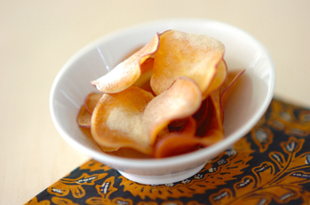 おさつチップメープル風味