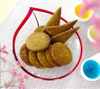 抹茶サブレ風クッキー