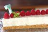 レアチーズケーキの作り方の手順