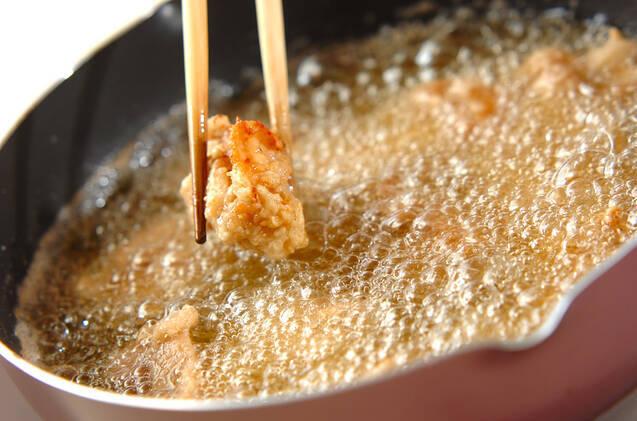 鶏の唐揚げの作り方の手順6