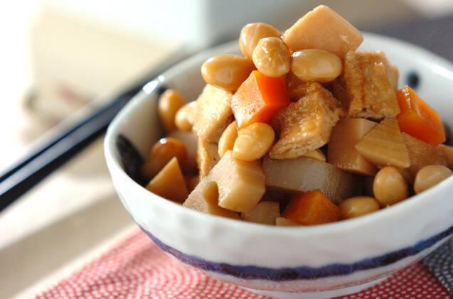 1.五目煮豆