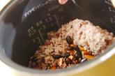 十六穀入りとろろご飯の作り方1