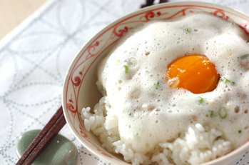 フワフワ納豆ご飯