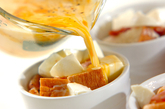 ベーコンとチーズのココットの作り方2