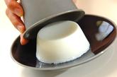 ミルクかんのキウイソースがけの作り方3