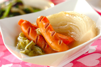 トロトロ白菜の煮物