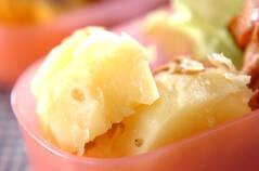 ツナとジャガイモの甘辛煮
