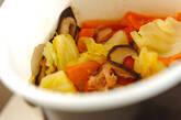 春キャベツのツナ煮の作り方7