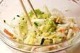 白菜の甘酢和えの作り方の手順6