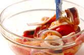 トマトとイカのマリネの作り方4