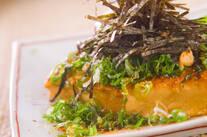 和風豆腐ステーキ