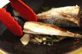 アジのハーブオーブン焼きの作り方5