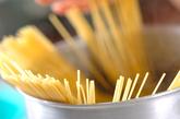 マーボースパゲティの作り方3