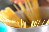 マーボースパゲティの作り方9