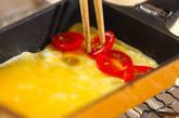 イタリアン卵焼きの作り方2