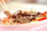 牛たんのガーリック炒めの作り方8
