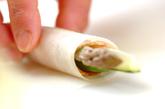 真鯛のポワレポテトのうろこ仕立て・アルベールソースの作り方1