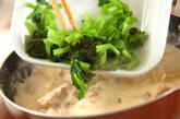 鶏と大根のクリーム煮の作り方5