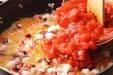 タコのトマト煮込パスタの作り方9