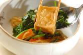 高野豆腐の揚げ煮の作り方8