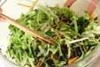 芽ヒジキのサラダの作り方1