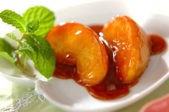 塩バターキャラメルリンゴ
