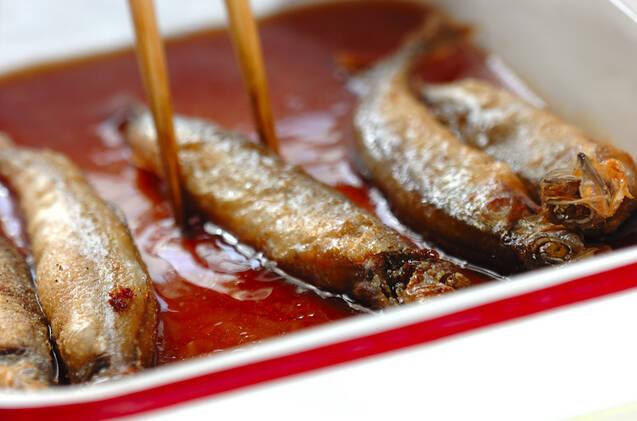 さっぱり!シシャモの南蛮漬けの作り方の手順7