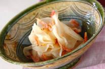 桜エビの酢の物