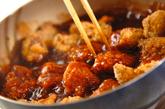 鶏レバーのケチャップあんの作り方3