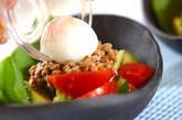 納豆キムチサラダの作り方3