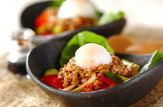 メイン料理から副菜まで!納豆を使ったおすすめ料理25選