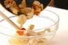 チキンサラダの作り方の手順6