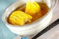 まるごとコーンのスープ