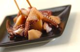 イカゲソの炒め物の作り方2