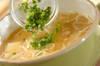 エノキと豆腐のみそ汁の作り方の手順5