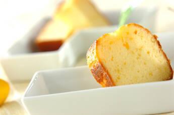 レモンの焼き菓子