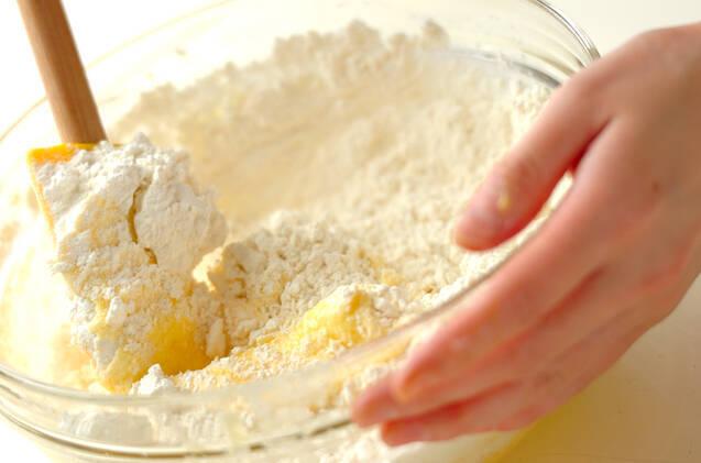 ケーキドーナツの作り方の手順6