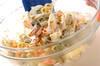 パスタサラダの作り方の手順6
