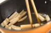 レンコンの炒め物の作り方の手順2
