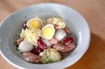 うずら卵サラダ