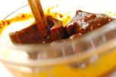 スタミナレバー串カツ丼の作り方1