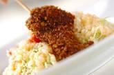 スタミナレバー串カツ丼の作り方5