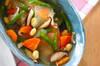 冬瓜のスープ煮の作り方の手順