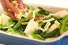 カブと鶏肉の和風グラタンの作り方の手順4