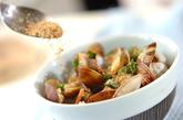 アサリと梅の汁ご飯の作り方3