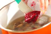 アサリと梅の汁ご飯の作り方2
