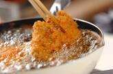 ガーリック風味トンカツの作り方7