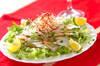 白身魚の和風カルパッチョの作り方の手順