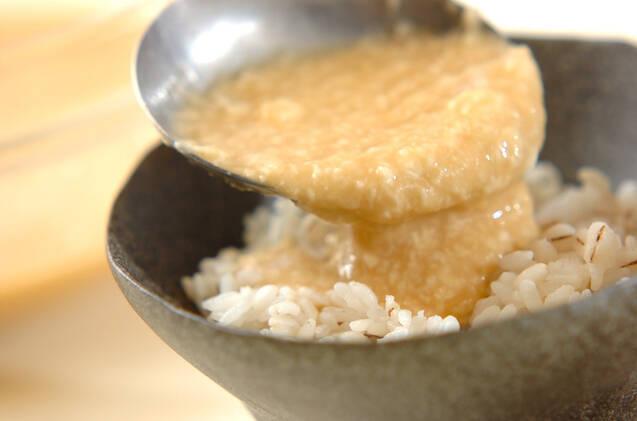 トロロ麦ご飯の作り方の手順6